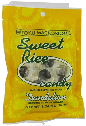 DROPPED: Dandy Blend - Mitoku Macrobiotic Sweet Rice Candy Dandelion - 1.76 oz. CLEARANCE PRICED