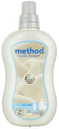 DROPPED: Method - Laundry Detergent Free + Clear - 32 oz.