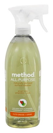 Method - Multi-Surface Natural All Purpose Cleaner Ginger Yuzu - 28 oz.