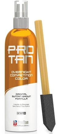 DROPPED: Pro Tan - Overnight Competition Color - 8.5 oz. CLEARANCE PRICED