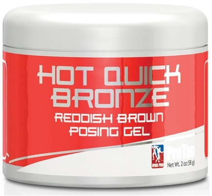 DROPPED: Pro Tan - Hot Quick Bronze Posing Gel - 2 oz.