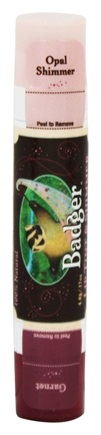 Badger - All Natural Mineral Lip Tint & Shimmer Garnet & Opal Shimmer - 0.17 oz.