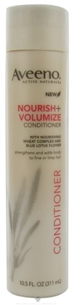 DROPPED: Aveeno - Active Naturals Nourish + Volumize Conditioner - 10.5 oz. CLEARANCE PRICED