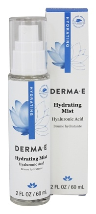 Derma-E - Hydrating Mist With Hyaluronic Acid - 2 oz.