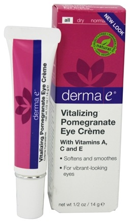 DROPPED: Derma-E - Tropical Solutions Anti-Aging Eye Creme with Tamanu - 0.5 oz.