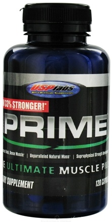 DROPPED: USP Labs - Prime - 120 Capsules CLEARANCE PRICED