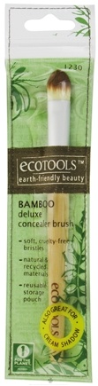 DROPPED: Eco Tools - Bamboo Deluxe Concealer Brush - CLEARANCE PRICED