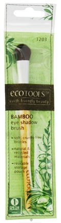 DROPPED: Eco Tools - Bamboo Eye Shadow Brush - CLEARANCE PRICED
