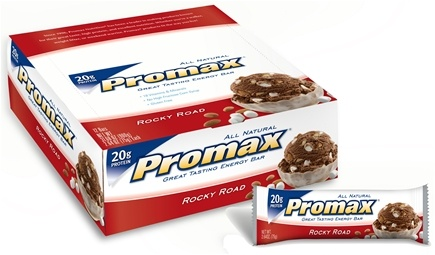 DROPPED: Promax - Energy Bar Rocky Road - 2.64 oz.