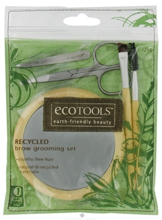 DROPPED: Eco Tools - Recycled Brow Grooming Set - 5 Piece(s)