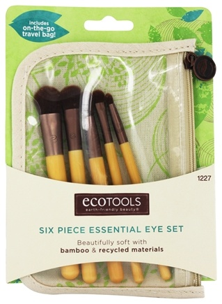 DROPPED: Eco Tools - Bamboo Eye Brush Set - 6 Piece(s)