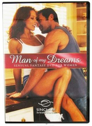 DROPPED: Sinclair Institute - Better Sex Man Of My Dreams Sensual Fantasy For Women - 1 DVD(s) CLEARANCE PRICED
