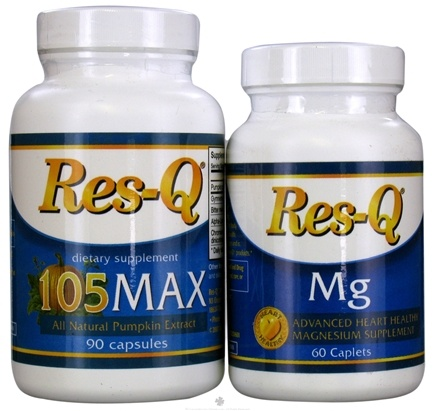 DROPPED: Res-Q - Blood Sugar Kit: Res-Q 105Max and Res-Q Mg