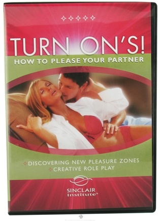 DROPPED: Sinclair Institute - Better Sex Turn On's! How To Please Your Partner Volume 2 - 1 DVD(s) CLEARANCE PRICED