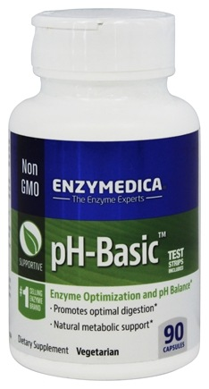 Enzymedica - pH Basic - 90 Capsules