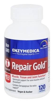 Enzymedica - Repair Gold - 120 Capsules