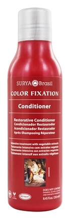 Surya Brasil - Henna Color Fixation Intensive Treatment Restorative Conditioner - 8.45 oz.