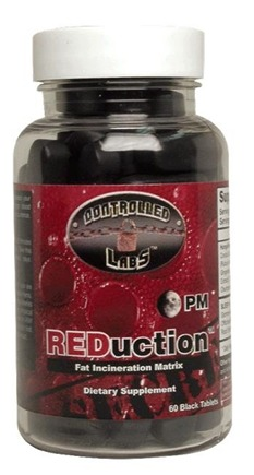 DROPPED: Controlled Labs - REDuction PM Fat Incineration Matrix - 60 Tablets
