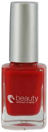 DROPPED: Beauty Without Cruelty - Nail Color High Gloss Flame 13 - 0.37 oz.