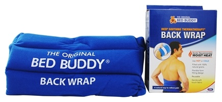 Bed Buddy - Thermatherapy Deep Penetrating Back Wrap Navy