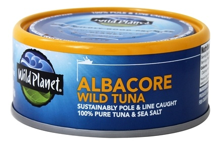 Wild Planet - Wild Albacore Tuna - 5 oz.