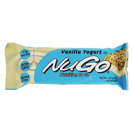NuGo Nutrition - To Go Protein Bar Vanilla Yogurt - 1.76 oz.