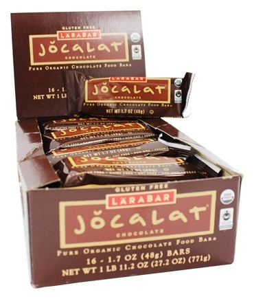 DROPPED: Larabar - Jocalat Chocolate Bar - 1.7 oz.