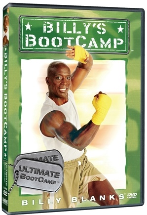 DROPPED: Gaiam - Billy's BootCamp DVD - CLEARANCE PRICED