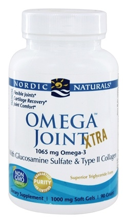 Nordic Naturals - Omega Joint Xtra 1000 mg. - 90 Softgels