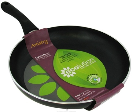 DROPPED: Ecolution - Artistry Eco-Friendly 11 inch Fry Pan - CLEARANCE PRICED