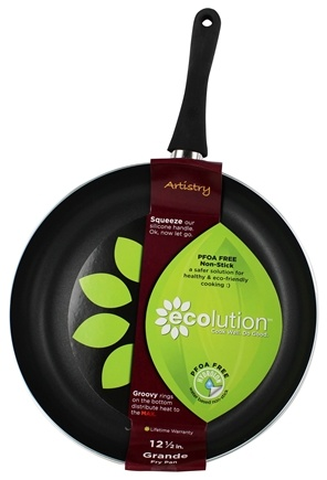 DROPPED: Ecolution - Artistry Eco-Friendly 12½ inch Grande Fry Pan