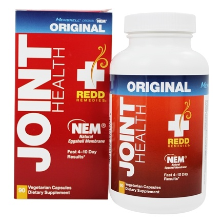 Membrell - Redd Remedies Joint Health Natural Eggshell Membrane (NEM) - 90 Vegetarian Capsules