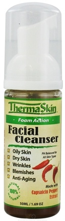 DROPPED: Greensations - Therma Skin Foam Action Facial Cleanser - 1.69 oz. CLEARANCE PRICED