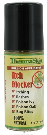 DROPPED: Greensations - Therma Skin Itch Blocker - 1 oz. CLEARANCE PRICED