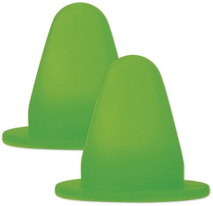 DROPPED: Green Sprouts - Trainer Spout BPA Free 6-24 Months Stage 3-4 Green - 2 Pack CLEARANCE PRICED