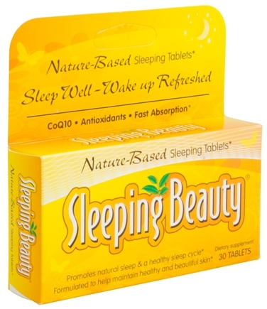 DROPPED: Sleeping Beauty - Sleeping Tablets - 30 Tablets