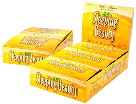 DROPPED: Sleeping Beauty - Sleeping Tablets - 10 Tablets CLEARANCE PRICED