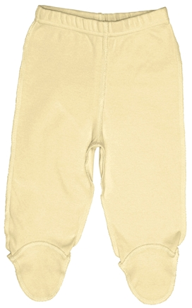 DROPPED: Green Sprouts - Origins Organic Footie Pants Newborn 0-3 Months Bamboo