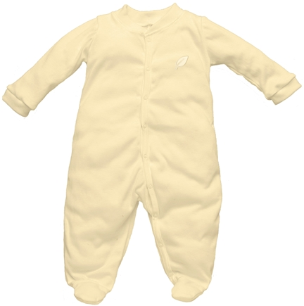 DROPPED: Green Sprouts - Origins Organic Footies Medium 6-12 Months Bamboo