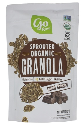 Go Raw - Sprouted Granola Coco Crunch - 1 lb.