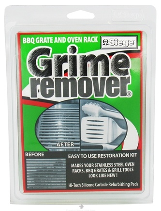 DROPPED: Harold Import - Siege BBQ Grate and Oven Rack Grime Remover - CLEARANCE PRICED