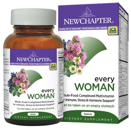 DROPPED: New Chapter - Every Woman - 24 Tablets CLEARANCE PRICED