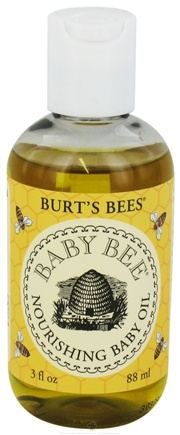 DROPPED: Burt's Bees - Baby Bee Nourishing Baby Oil - 3 oz. CLEARANCE PRICED