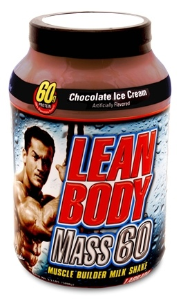 DROPPED: Labrada - Lean Body Mass 60 Chocolate Ice Cream - 3.3 lbs. CLEARANCE PRICED