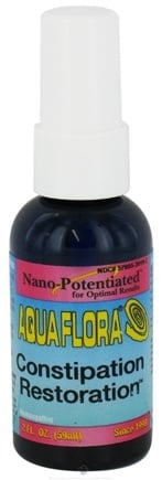 DROPPED: AquaFlora - Constipation Restoration - 2 oz.