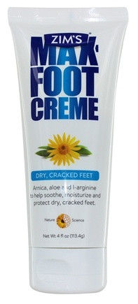 Zim's - Crack Creme Heels & Feet Foot Cream - 4 oz.