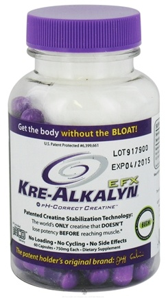 DROPPED: All American EFX - Kre-Alkalyn EFX 750 mg. - 60 Capsules CLEARANCE PRICED