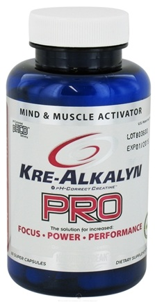 DROPPED: All American EFX - Kre-Alkalyn EFX PRO - 60 Capsules CLEARANCE PRICED