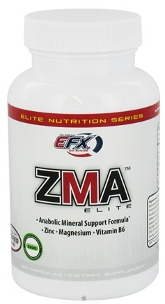 DROPPED: All American EFX - ZMA Elite - 90 Capsules CLEARANCE PRICED