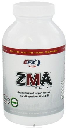 DROPPED: All American EFX - ZMA Elite - 180 Capsules CLEARANCE PRICED